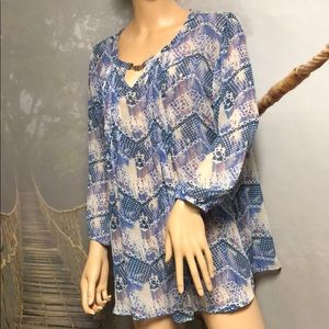 NY Collection Blouse/Top